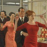 mad men office party