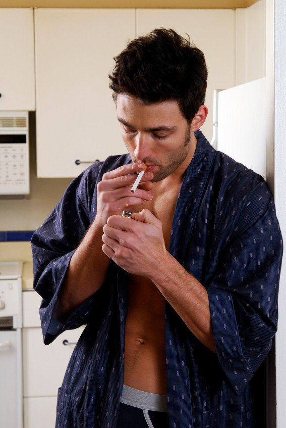 what to do when your boyfriend sleeps over