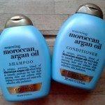 Organix Renewing Moroccan Argan Oil Shampoo & Conditioner