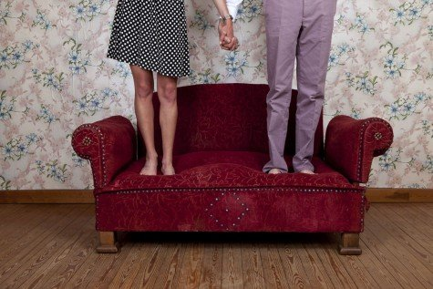 how long should you date someone before moving in together