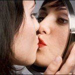 Mirror-Kissing